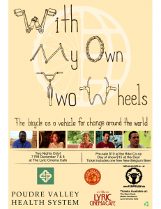 With My Own Two Wheels - Movie Poster