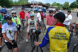 League Cycling Instructor Seminar Fort Collins, August 7 - 9, 2009